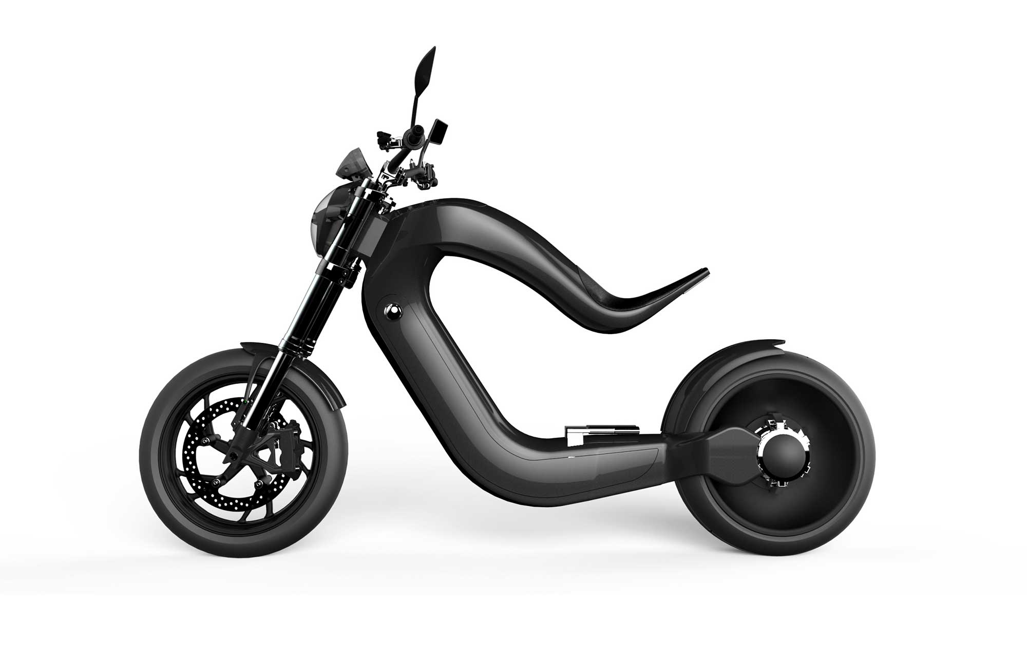 motorbike pro render 3d